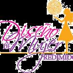 Logo Ministerial De Diseño Redimido De Mujer