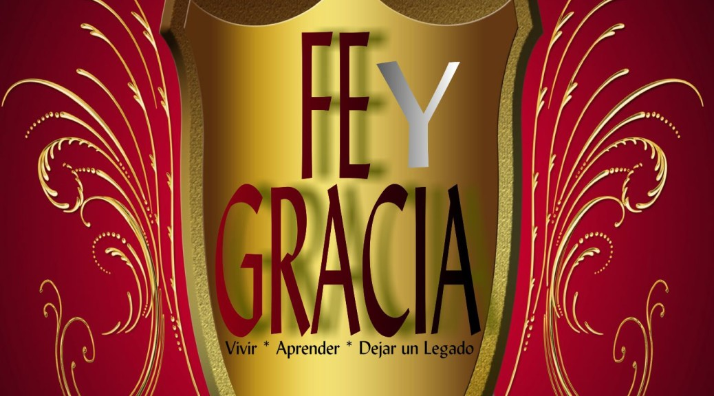 Nuevo Logo Fe y Gracia