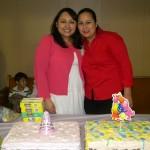 Maestras Mercy y Ana Laura