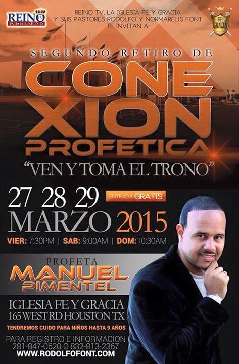 Conexión Profetica Marzo 2015